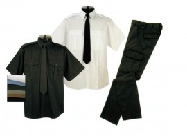 **Security Guard Uniform Package