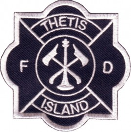Custom Fire Department Embroidered Patches Contact Us for Prices