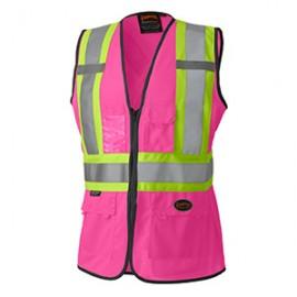 ---Hi/Viz Women's Safety Vest