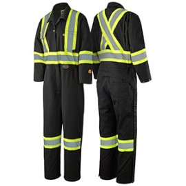 Women's Flame Resistant Cotton Safety Coverall
